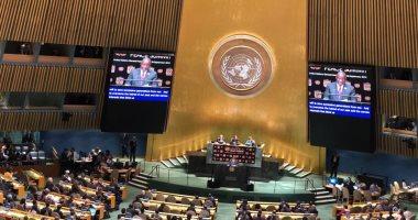 رئيس جنوب إفريقيا يحث الأمم المتحدة على التعامل مع انتهاكات القانون الدولى بحزم