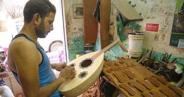 صناعة العود ..إبداع له تاريخ