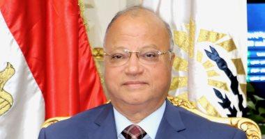 محافظ القاهرة يشكل لجنة لمعاينة العقارات المجاورة لعقار حدائق القبة المنهار
