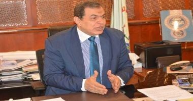 وزير القوى العاملة يوزع 536 شهادة أمان ويلتقى طلاب جامعة كفر الشيخ غدا