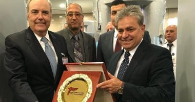 السفارة الأمريكية بالقاهرة تشيد ببرنامج أمن الطيران فى مطار القاهرة الدولى