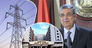 وزير الكهرباء يعلن عن ربط 1465 ميجا وات من الطاقة الشمسية بنهاية العام الجارى