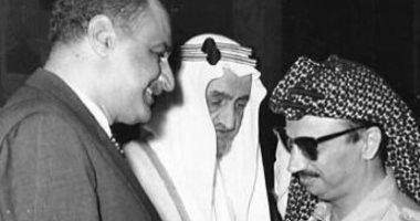 27 سبتمبر 1970.    عبد الناصر ينصح عرفات قبل توقيع اتفاق وقف إطلاق النار مع حسين..وأبوعمار:  «تحمل هموم العرب وخطاياهم» 201809270730493049