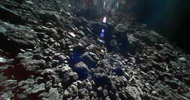 روبوتات يابانية ترسل صورا وفيديو من كويكب على بعد 180 مليون ميل