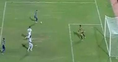 """فيديو.. البديل """"شريف"""" يتقدم للأهلى أمام النجمة بالهدف الرابع"""