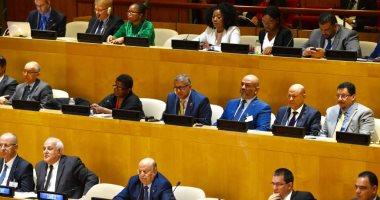 الرئيس اليمنى يشارك فى الجلسة الـ42 لوزراء خارجية مجموعة الـ77 بنيويورك