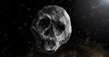 كويكب على شكل جمجمة يقترب من الأرض نوفمبر المقبل