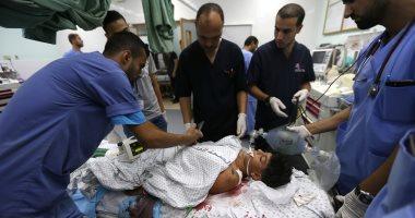 استشهاد فلسطينى برصاص جيش الاحتلال الإسرائيلى جنوب قطاع غزة