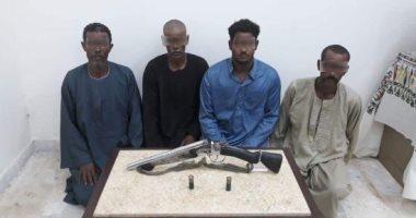 غدا نيابة اسوان تحقق مع 4 اشقاء بتهمة قتل شخص خلال مشاجرة