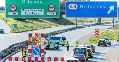 إغلاق جسرين فى الدنمارك وتوقف حركة العبارات مع السويد وألمانيا بسبب عملية أمنية