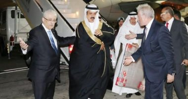 محافظ جنوب سيناء ووزير التعليم يستقبلان وزير التعليم البحرينى بشرم الشيخ