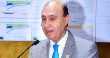 الفريق مهاب مميش، رئيس هيئة قناة السويس