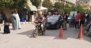 ضبط 3504 مخالفة مرورية بمحاور و ميادين الجيزة خلال 24 ساعة