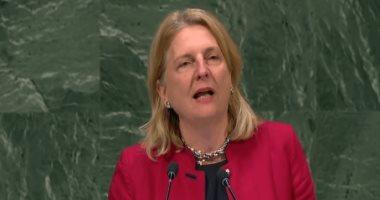 وزيرة الخارجية النمساوية: زيادة العنف ضد المرأة منذ تدفق اللاجئين
