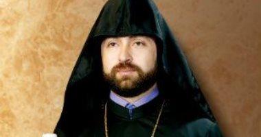 مطران الأرمن الأرثوذكس: مصر الأم التى احتوت ونقدم لها الغالى والنفيس