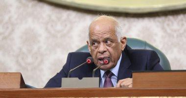 على عبد العال: التعديلات الدستورية نابعة من البرلمان ولا علاقة للرئيس بها
