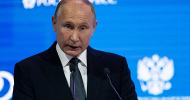 بوتين يأمل مشاركة المجتمع الدولى لإعادة إعمار سوريا بعد دحر الإرهاب