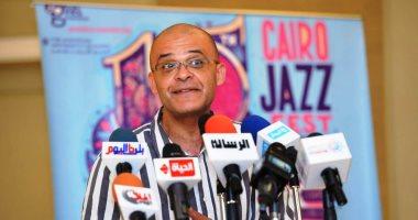 فيديو وصور.. انطلاق النسخة العاشرة لمهرجان القاهرة الدولى للجاز بمؤتمر صحفى
