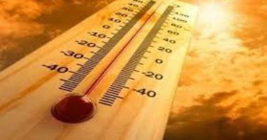 الأرصاد: درجات الحرارة تواصل ارتفاعها اليوم.. والعظمى بالقاهرة 36 درجة -