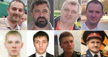 صور.. أمريكا تكشف عن هويات 8 جواسيس روس مطلوبين من قبل الـFBI