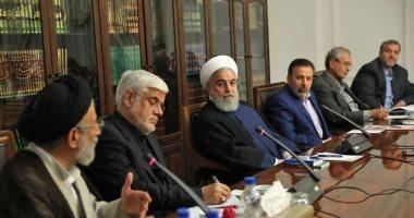 """الرئيس الإيرانى يطلب دعم المعسكر الإصلاحى فى المرحلة """"الحساسة"""""""