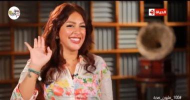 """فيديو.. نرمين ماهر تكشف عن نصيحة نور الشريف لها فى برنامج """"عين"""""""