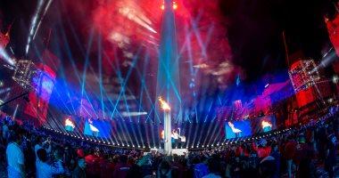احتفالات مبهجة خلال افتتاح بطولة أولمبياد الشباب بالأرجنتين