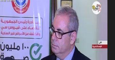 الأمم المتحدة والصحة العالمية تشيدان بإدراج مصر اللاجئين بحملة 100 مليون صحة