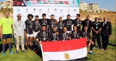 الرجبى يختار 12 لاعبًا للمشاركة فى البطولة العربية بالقاهرة