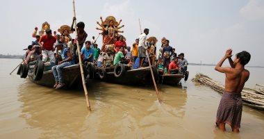 """الهند تحتفل بيوم """"ماهالايا"""" المقدس"""