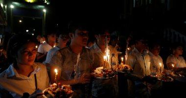 """انطلاق احتفالات مهرجان """"الموتى"""" فى كمبوديا"""
