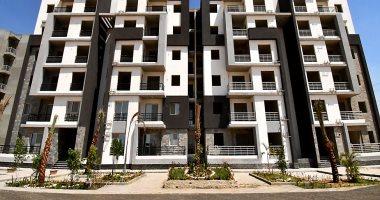 """صور..وزير الإسكان: تشطيب 528 وحدة سكنية بمشروع"""" JANNA"""" بالمنيا الجديدة"""