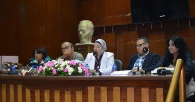 """صور.. مناقشة """"نداهة باريس.. رحلة الألف يوم"""" فى اتحاد كتاب مصر"""