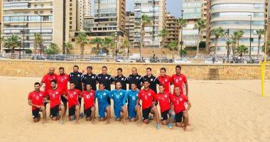 3 مباريات فى اليوم الثانى لأمم أفريقيا للكرة الشاطئية بشرم الشيخ
