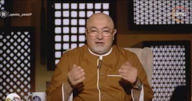 فيديو.. خالد الجندى: لا كفارة يمين فى هذه الحالة