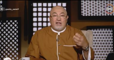 """بالفيديو.. خالد الجندى يطالب الدعاة بعمل """"كشف حساب"""" لما قدموه للمجتمع"""