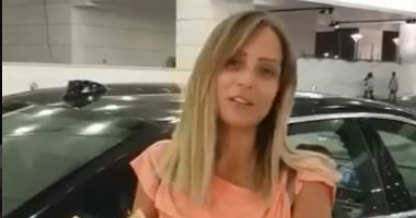 فيديو.. لماذا سافرت ريم البارودى إلى سلطنة عمان.. اعرف السبب