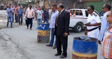 تحرير 941 مخالفة مرورية وتحصيل 20 ألف جنيه غرامات فورية بمطروح
