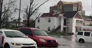 """الإعصار """"مايكل"""" يضرب ولاية فلوريدا الأمريكية"""