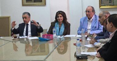 """""""التنمية الثقافية وبناء الإنسان"""" تتصدر أنشطة لجنة الإعلام بالمجلس الأعلى للثقافة"""