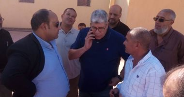 أندية القاهرة تدعو لاجتماع الأحد لتأييد شوبير فى انتخابات الجبلاية