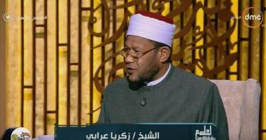 فيديو.. داعية إسلامى: الوالدان ليس لهم حق فى الزكاة.. والإنفاق عليهم واجب