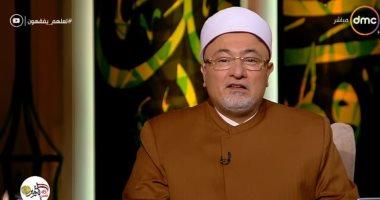 """فيديو.. خالد الجندى لـ""""شيخ الأزهر"""": جعلك الله منارة للعلم ومنبرًا للوسطية"""