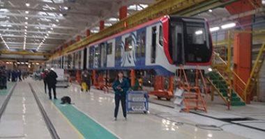 مراحل تصنيع عربات المترو الجديدة من قلب المصانع الروسية