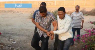 فيديو .. كمائن مكافحة المخدرات تصطاد تجار السموم من أمام الجامعات