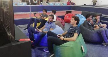 فيديو.. انطلاق ملتقى انسومينا للألعاب الإليكترونية بمصر بمشاركة مئات الشباب