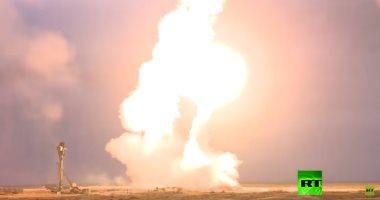 """شاهد.. روسيا تجرى تجارب تكتيكية على """"إس-300 وإس-400"""" على أهداف معادية"""