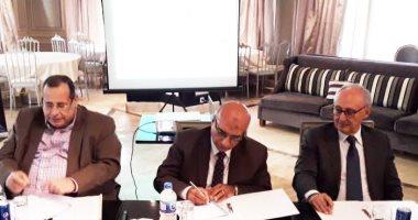 توقيع عقد الأعمال المبكرة لتنفيذ أكبر مشروع لتكرير البترول فى صعيد مصر