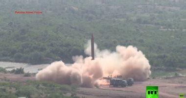 """شاهد.. باكستان تجرى اختباراً ناجحاً على منظومة صواريخ """"غورى"""""""
