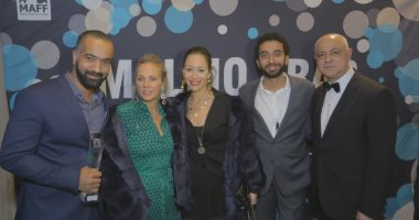 نجوم ونجمات مصر يتألقون فى مهرجان مالمو للسينما العربية بالسويد.. صور